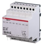 AAM/S4.1 Analogue Actuator Module, 4-fold, MDRC -