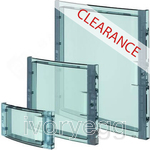 CLEARANCE ITEM - ABB Transparent door 12M MISTRAL 65