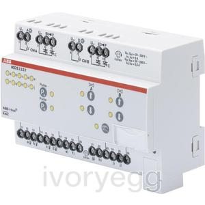 ClimaEco Heat/Cool Circuit Controller, 3-Postion Valve, 2 fold with Manual Operation